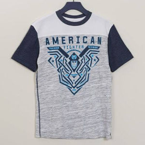 NWT American Fighter Kids With Side Stitch